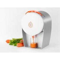 JULAVIE - Innovative Cold Press Juicer That Never Needs Any Cleaning. Ever.